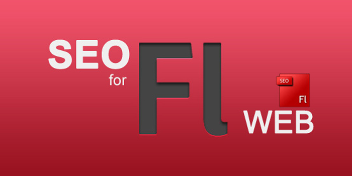 SEO Flash website cho google